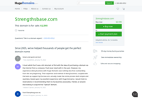 http://strengthsbase.com