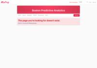 http://www.meetup.com/Boston-Predictive-Analytics