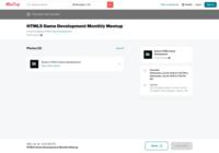 http://www.meetup.com/Boston-HTML5-Game-Development/events/vpftpyxkbxb/