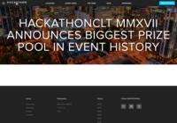 http://hackathonclt.org/event/hackathonclt-mmxvii/
