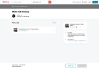 http://www.meetup.com/Philadelphia-Internet-of-Things-Meetup/events/qvlmxlyzdbrb/