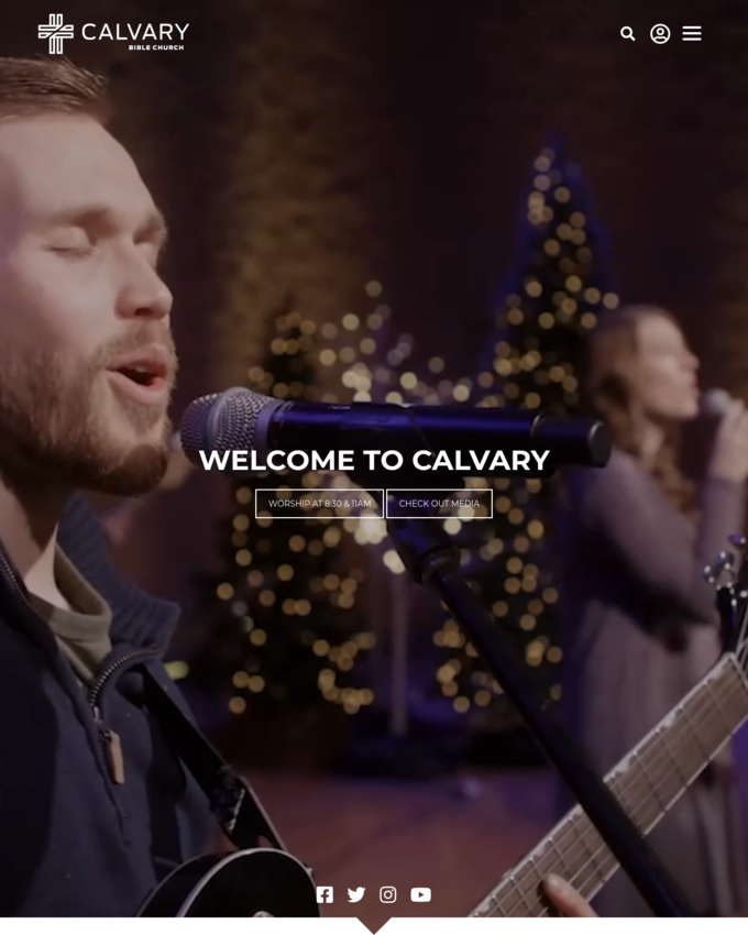 Calvary Bible Church - cbcneenah.org