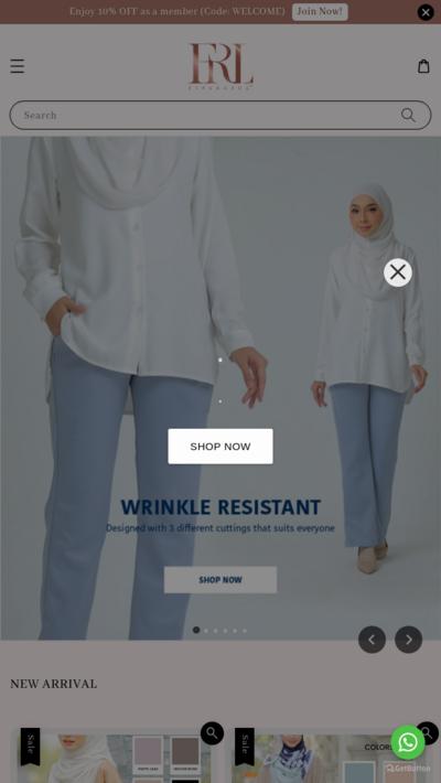 EasyStore merchant | Fifarasol Exclusive