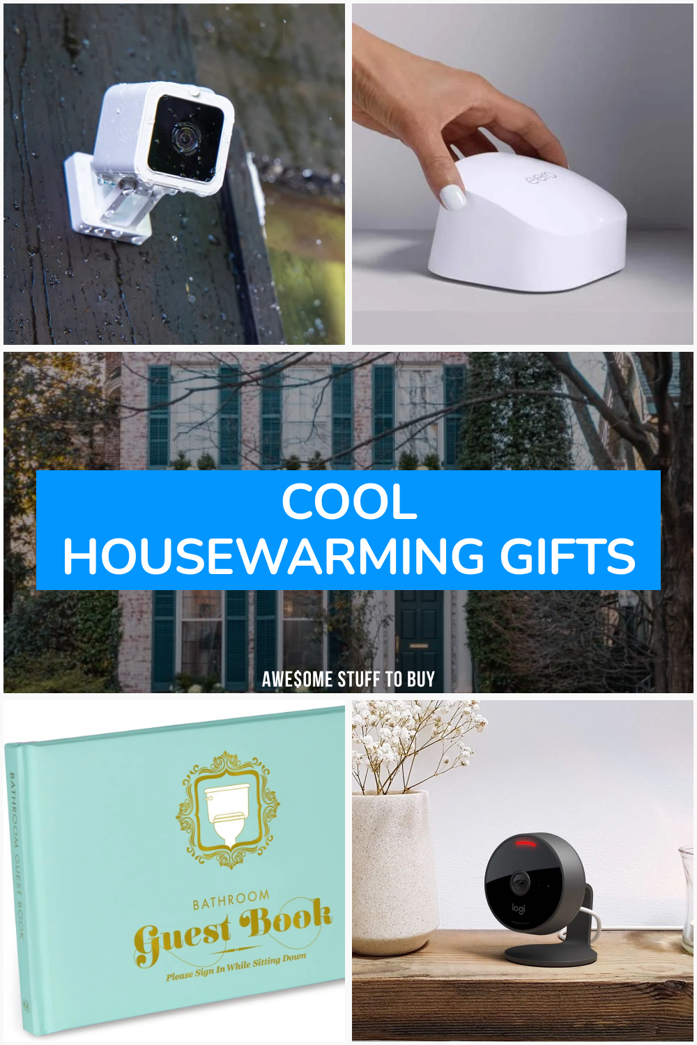 Cool Housewarming Gifts // Awesome Stuff to Buy