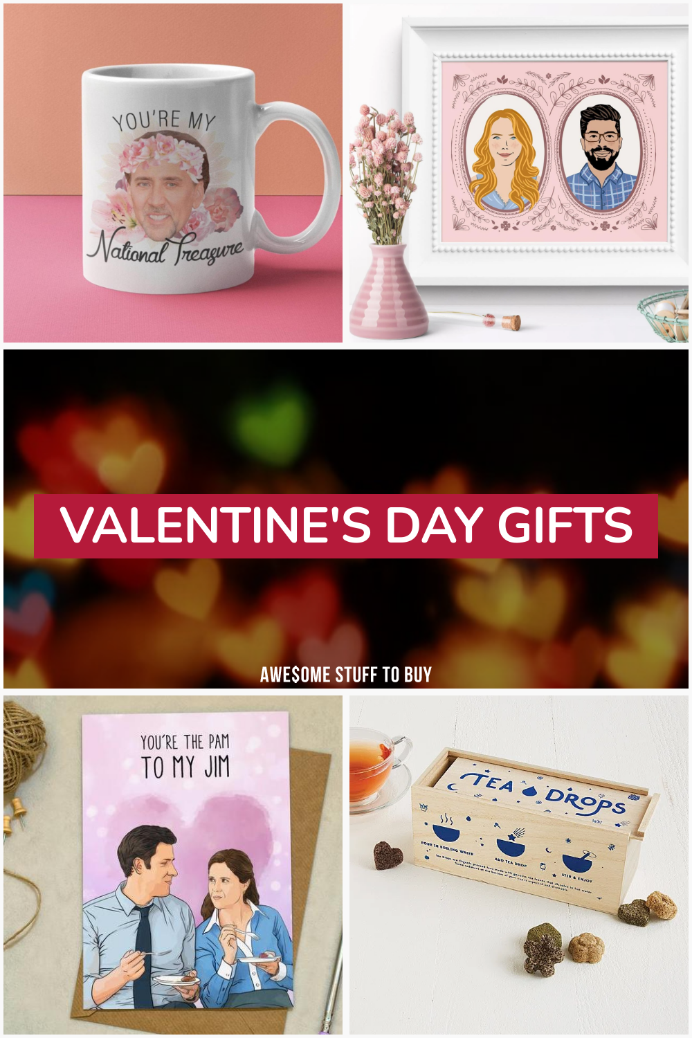 Valentine's Day // Awesome Stuff to Buy