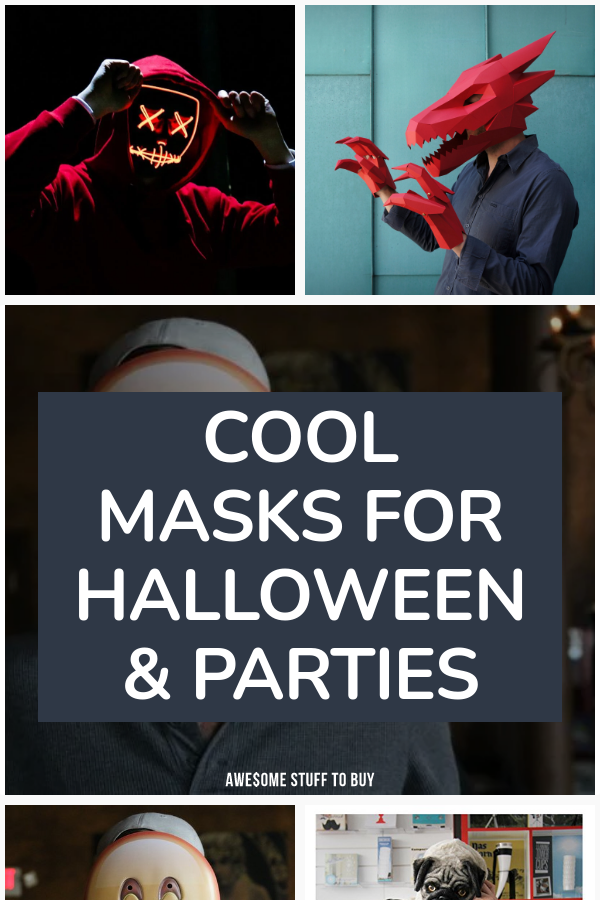 Cool Masks // Awesome Stuff to Buy