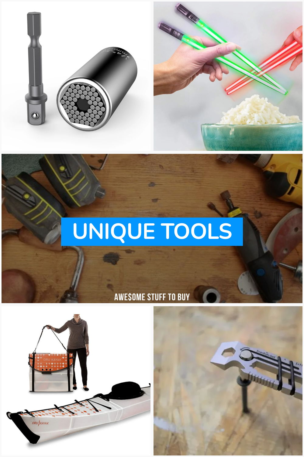 Tools // Awesome Stuff to Buy