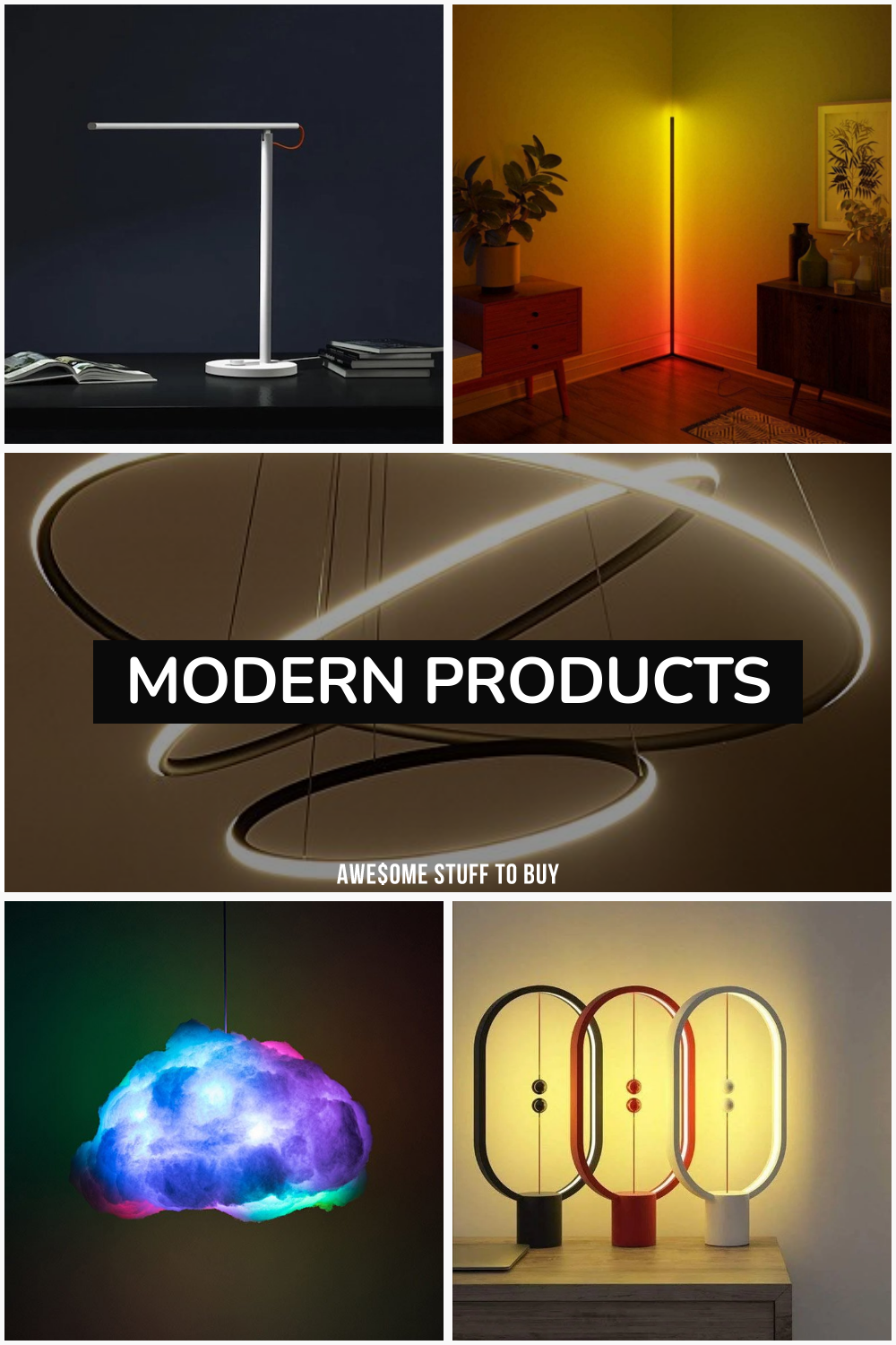 Modern Products // Awesome Stuff to Buy