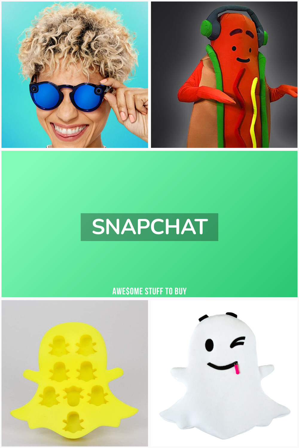 Snapchat // Awesome Stuff to Buy