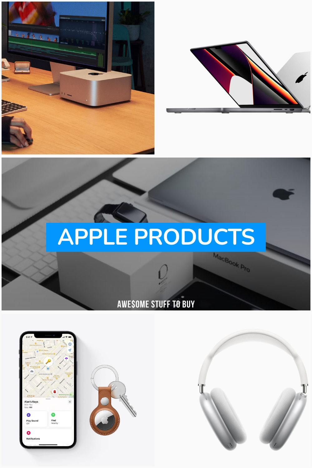 Apple Products // Awesome Stuff to Buy