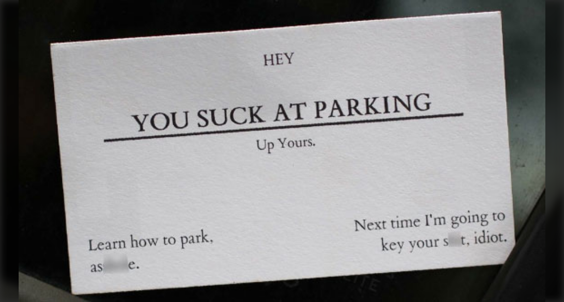 Offensive Business Cards - Awesome Stuff to Buy