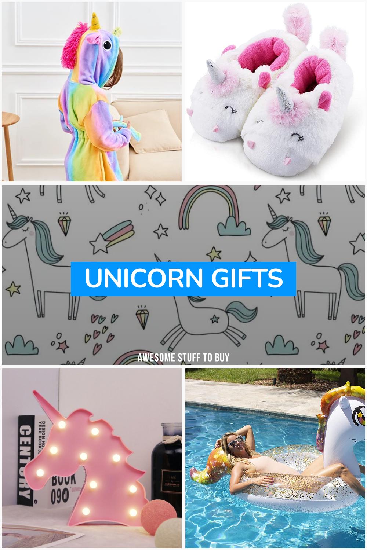 Unicorn Gifts // Awesome Stuff to Buy