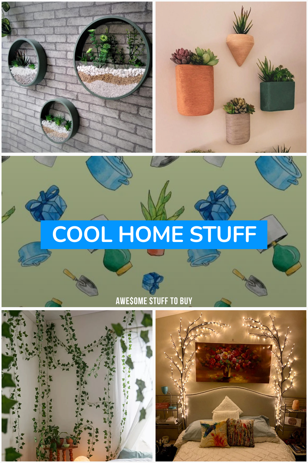 Cool Home Stuff // Awesome Stuff to Buy
