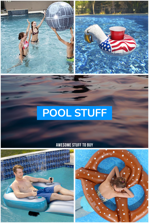 Pool Stuff // Awesome Stuff to Buy