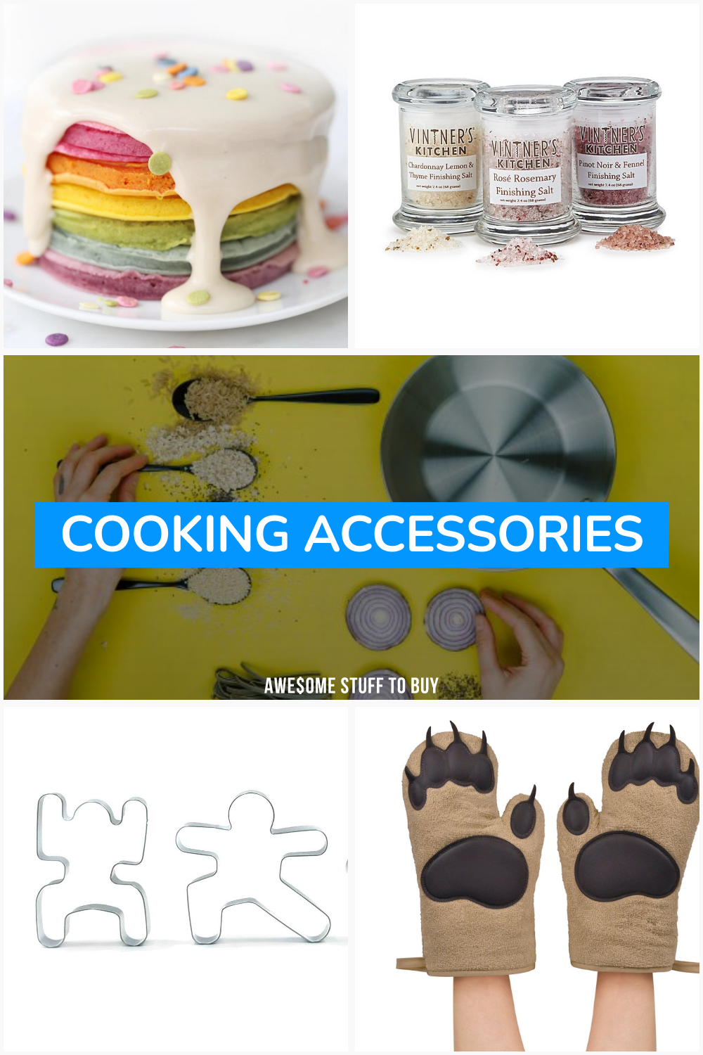 Cooking Accessories // Awesome Stuff to Buy