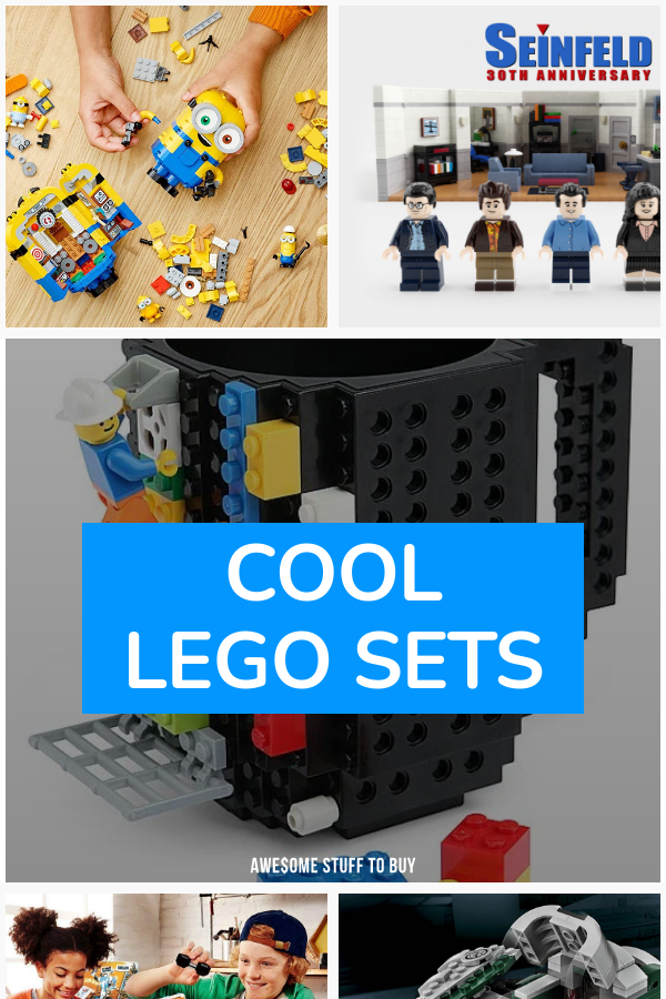 Cool Lego Sets // Awesome Stuff to Buy