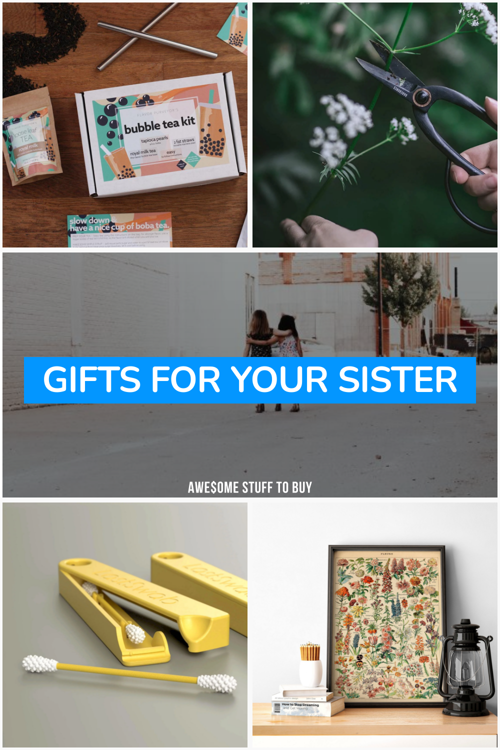 Gifts For Your Sister // Awesome Stuff to Buy