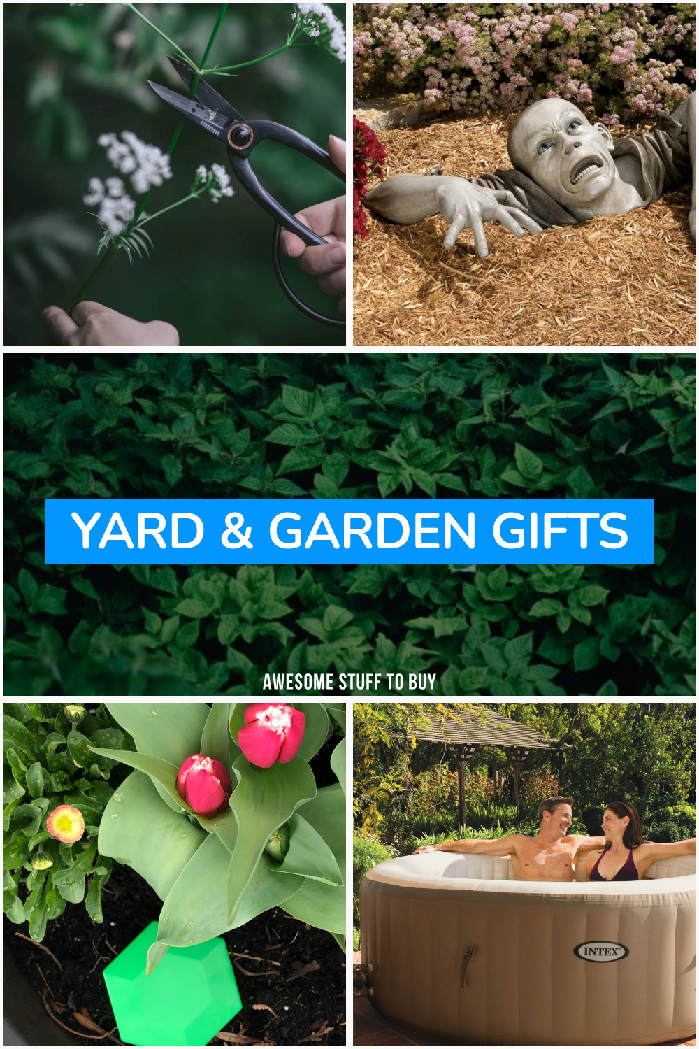 Yard & Garden Gifts // Awesome Stuff to Buy