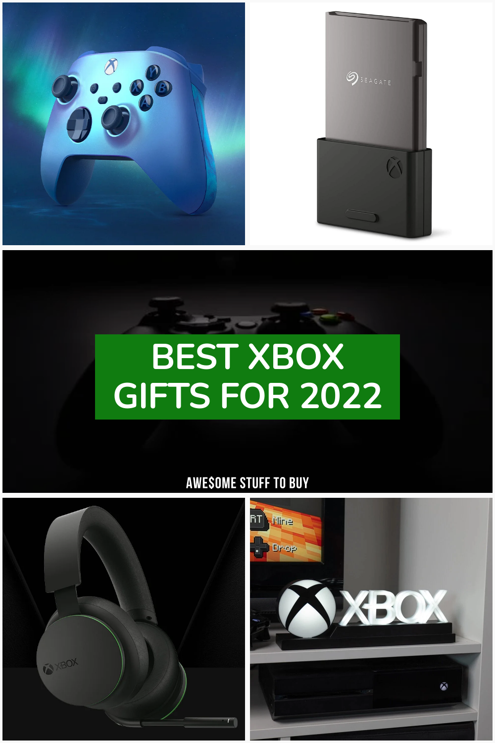 Xbox Gifts // Awesome Stuff to Buy