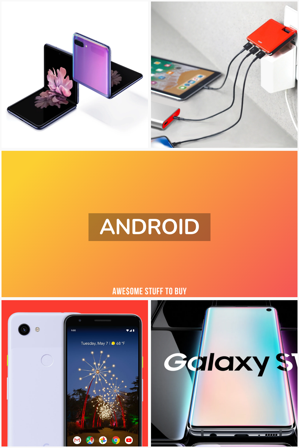 Android // Awesome Stuff to Buy