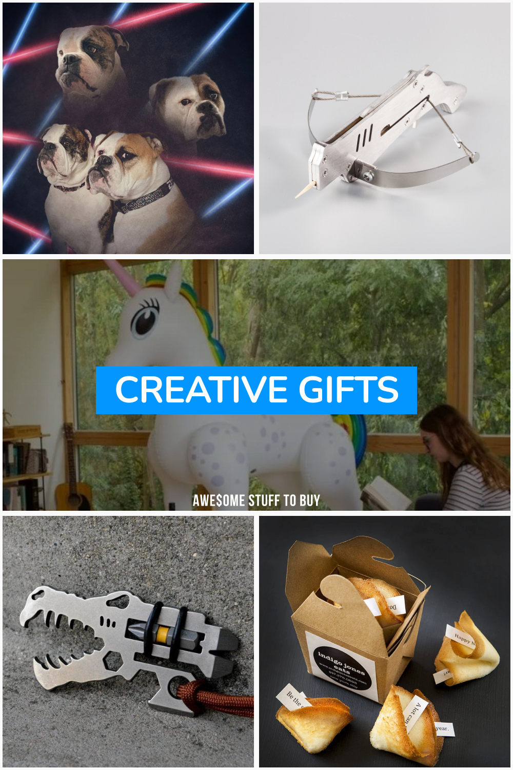 Creative Gifts // Awesome Stuff to Buy