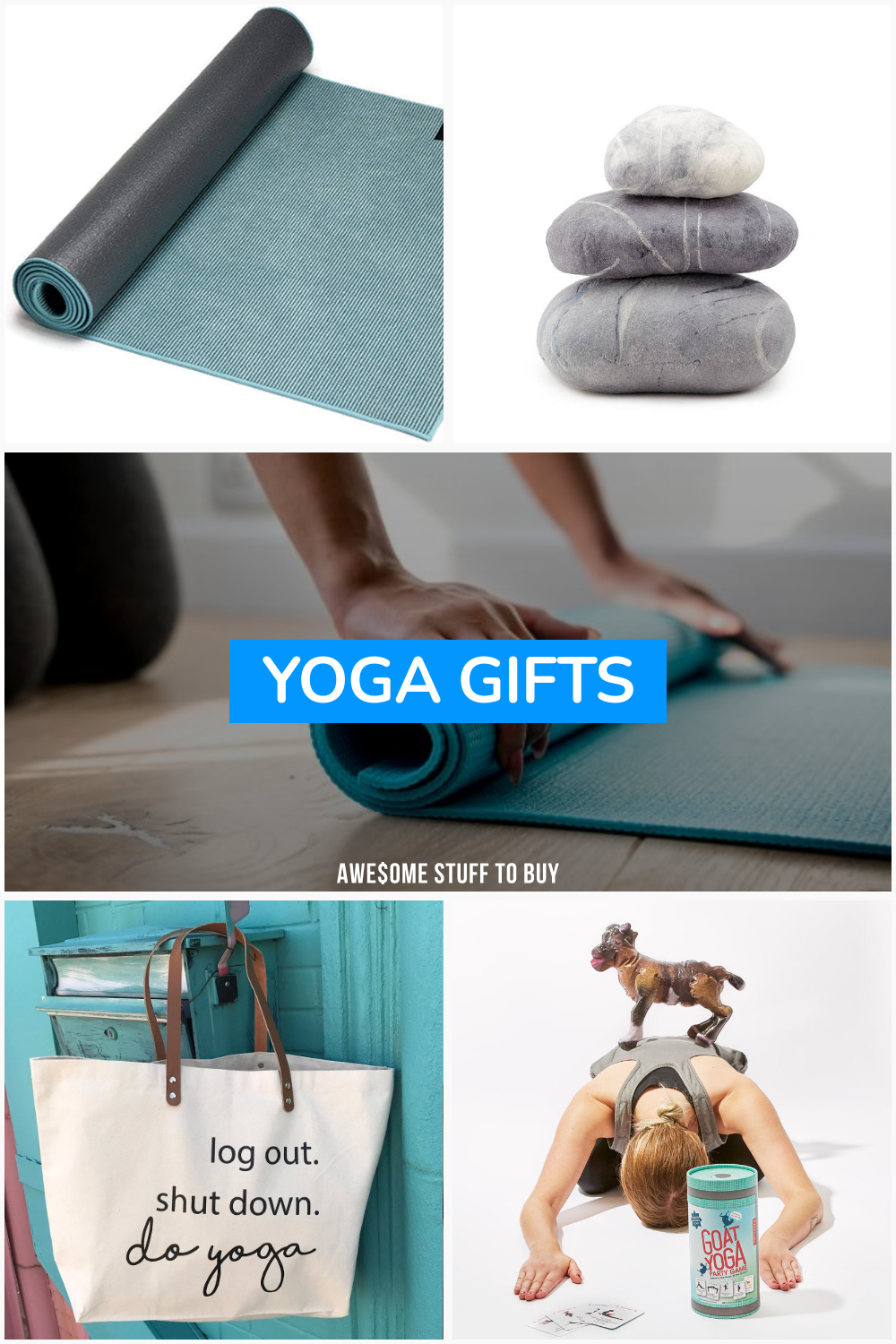 Yoga Gifts // Awesome Stuff to Buy