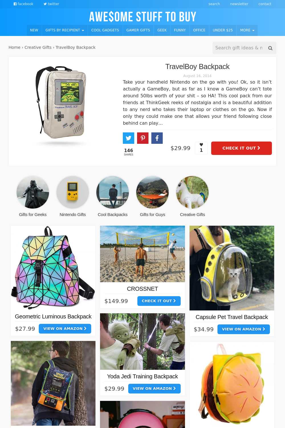 travel // Awesome Stuff to Buy