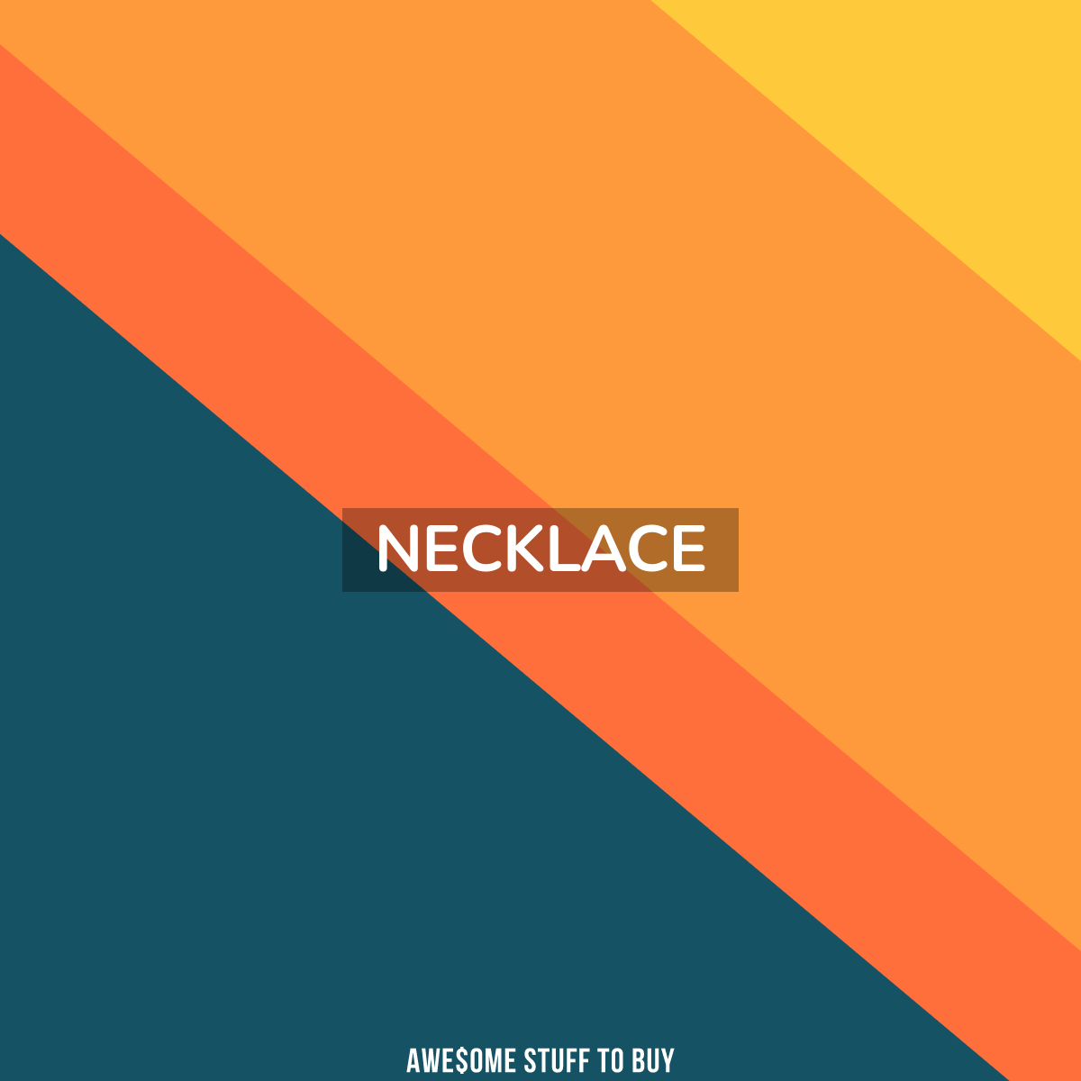 necklace // Awesome Stuff to Buy