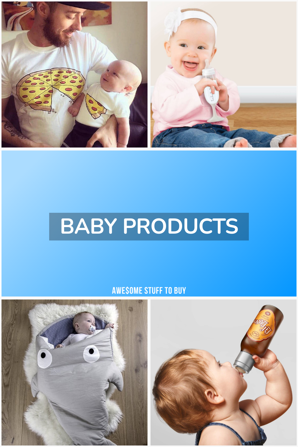 Baby Products // Awesome Stuff to Buy