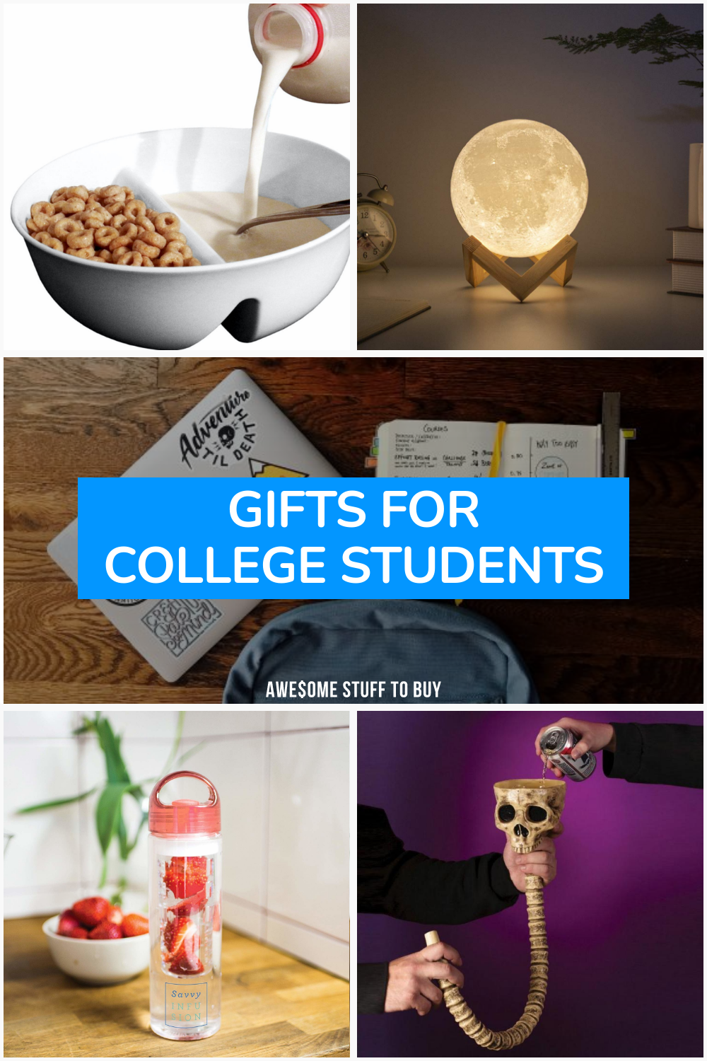 Gifts for College Students // Awesome Stuff to Buy
