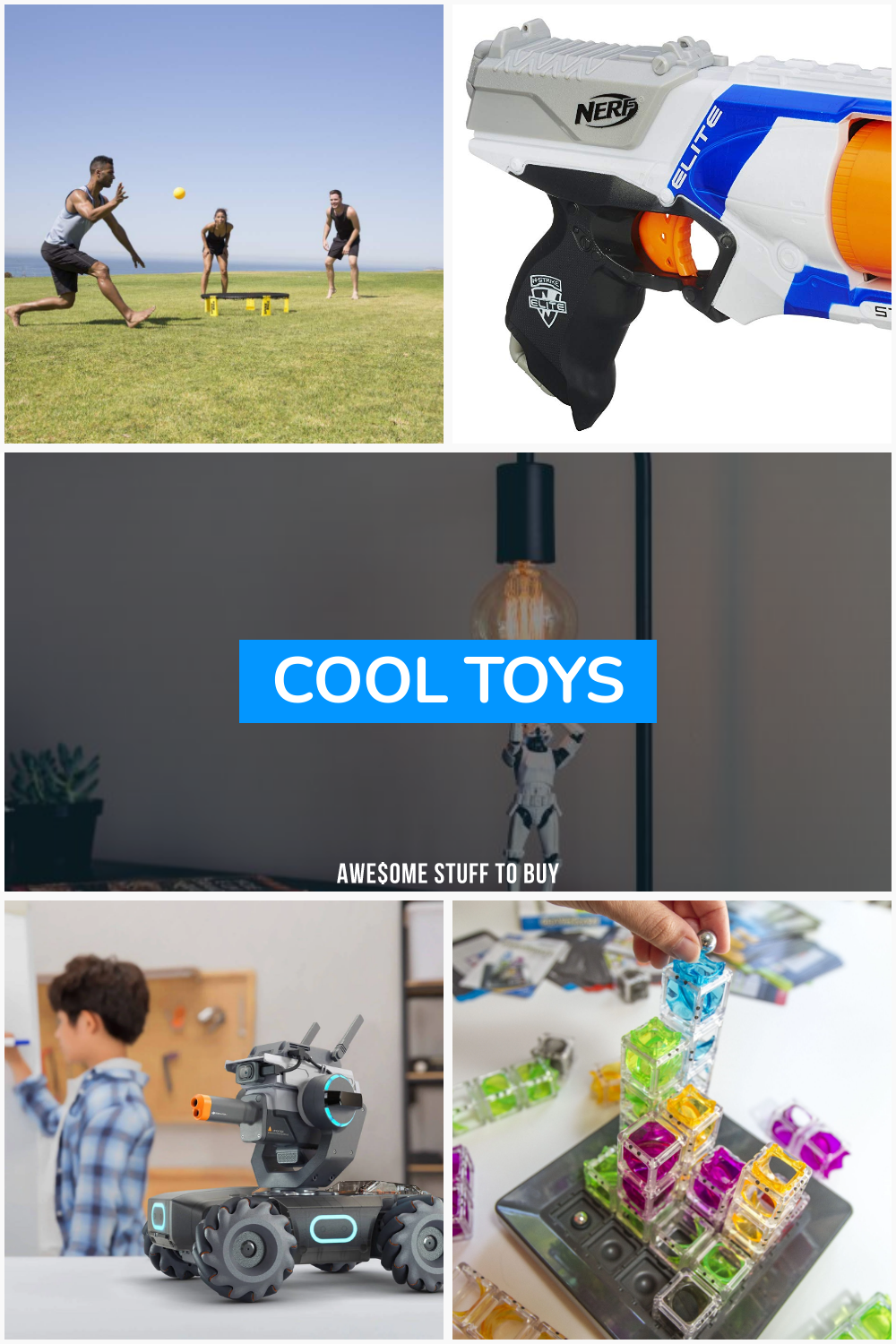 Cool Toys // Awesome Stuff to Buy