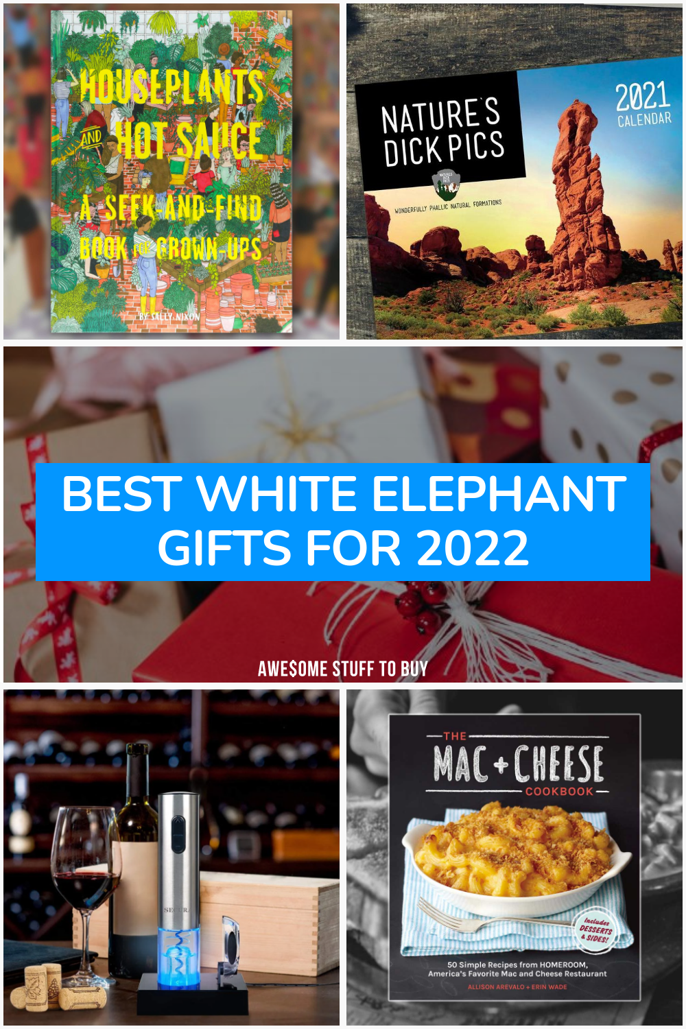White Elephant Gift Ideas // Awesome Stuff to Buy