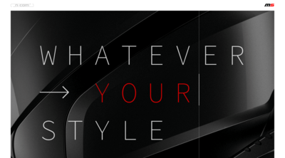 Screenshot of Whateveryourstyle