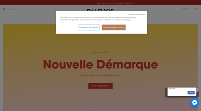 Screenshot of Rudys