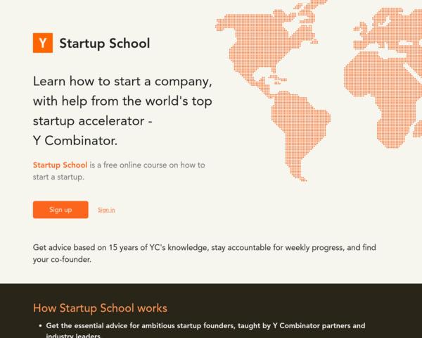 https://www.startupschool.org/