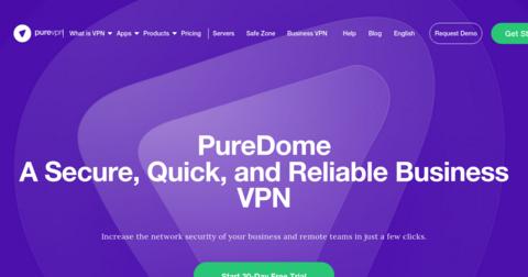 Pure VPN Business