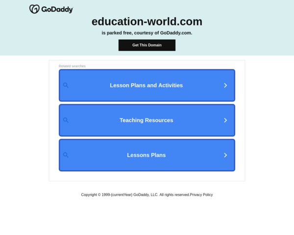 http://www.education-world.com