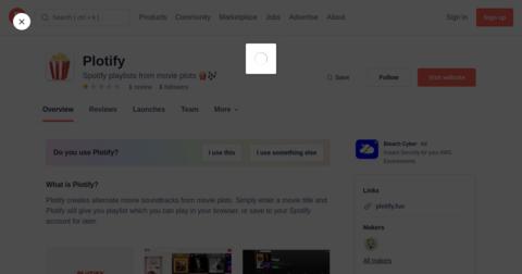 Plotify