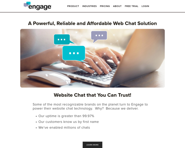 http://engage.co