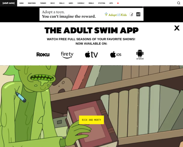 http://www.adultswim.com