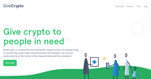 GiveCrypto