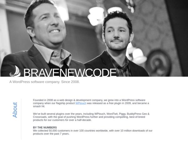 http://www.bravenewcode.com