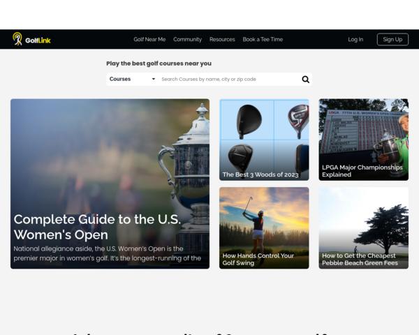 http://www.golflink.com