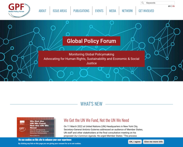http://www.globalpolicy.org