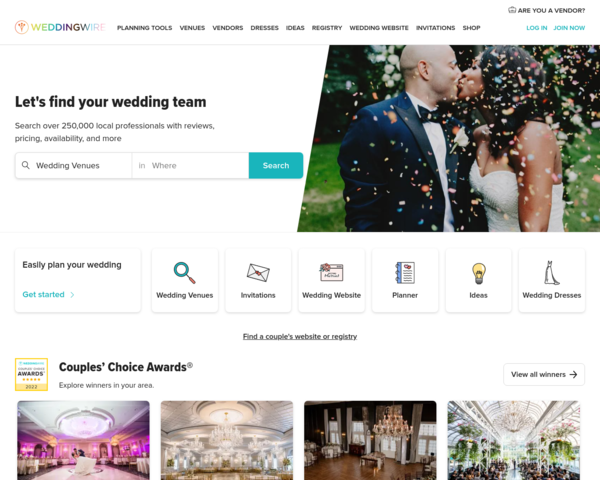 http://www.weddingwire.com