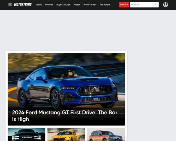 http://www.motortrend.com