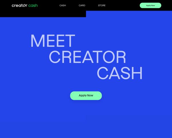 https://creator.cash/
