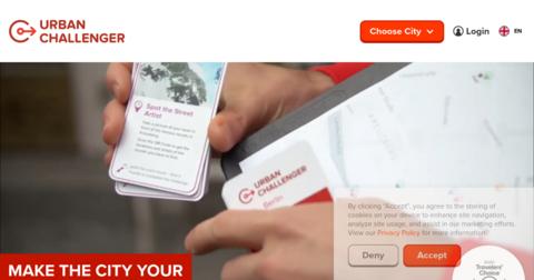 Urban Challenger