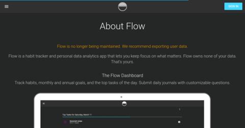 Flow Dashboard