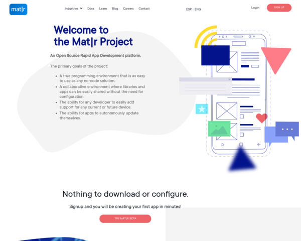 https://www.matrproject.com/